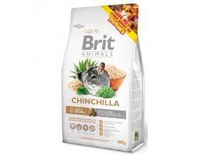 392 1 Brit Animals chinchila complete 300 g