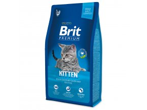 4109 1 brit premium cat kitten 8 kg
