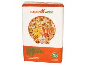 566 1 rabbit weed hobliny hrube 70 l