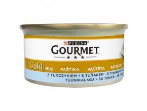 896 1 gourmet gold pastika s tunakem 85 g