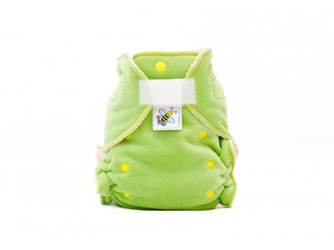 Kalhotková plenka Extra savá noční zelená /žlutá/ SZ