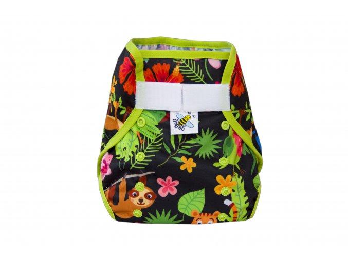 PUL svrchní kalhotky Džungle (super air PUL)