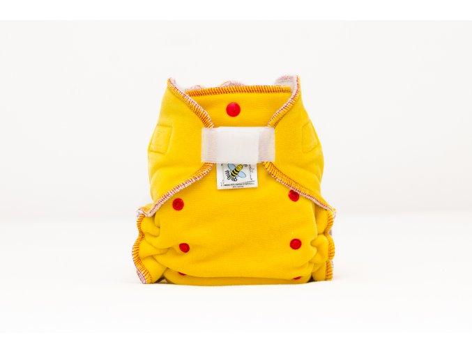 Kalhotková plenka Extra savá noční žlutá /zelená/ SZ