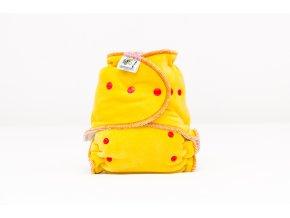 Kalhotková plenka Extra savá noční Žlutá /červená/ PAT