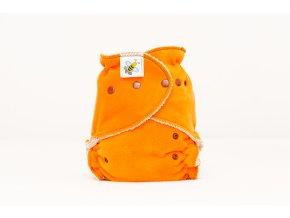 Kalhotková plenka Extra savá noční Oranžová /hnědá/ PAT