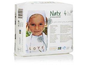 Naty 4 maxi nove
