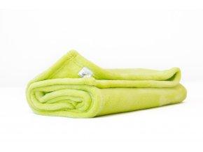 MAJAB Dětská deka Zelená (jablíčková)