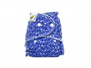 hvezdicky na modre pat