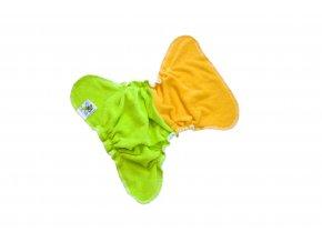 zelena oranz duo