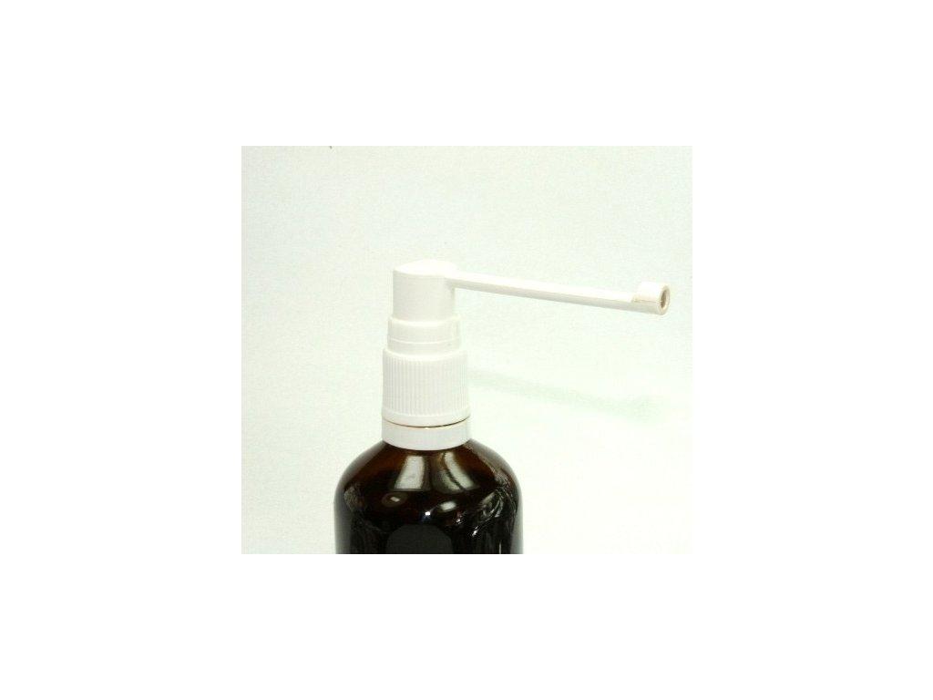 Rozprašovač/dávkovač na lahvičku 50/100 ml Dědek kořenář