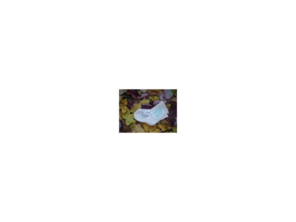 Dětské ponožky z jemné ovčí vlny Alice - Surtex