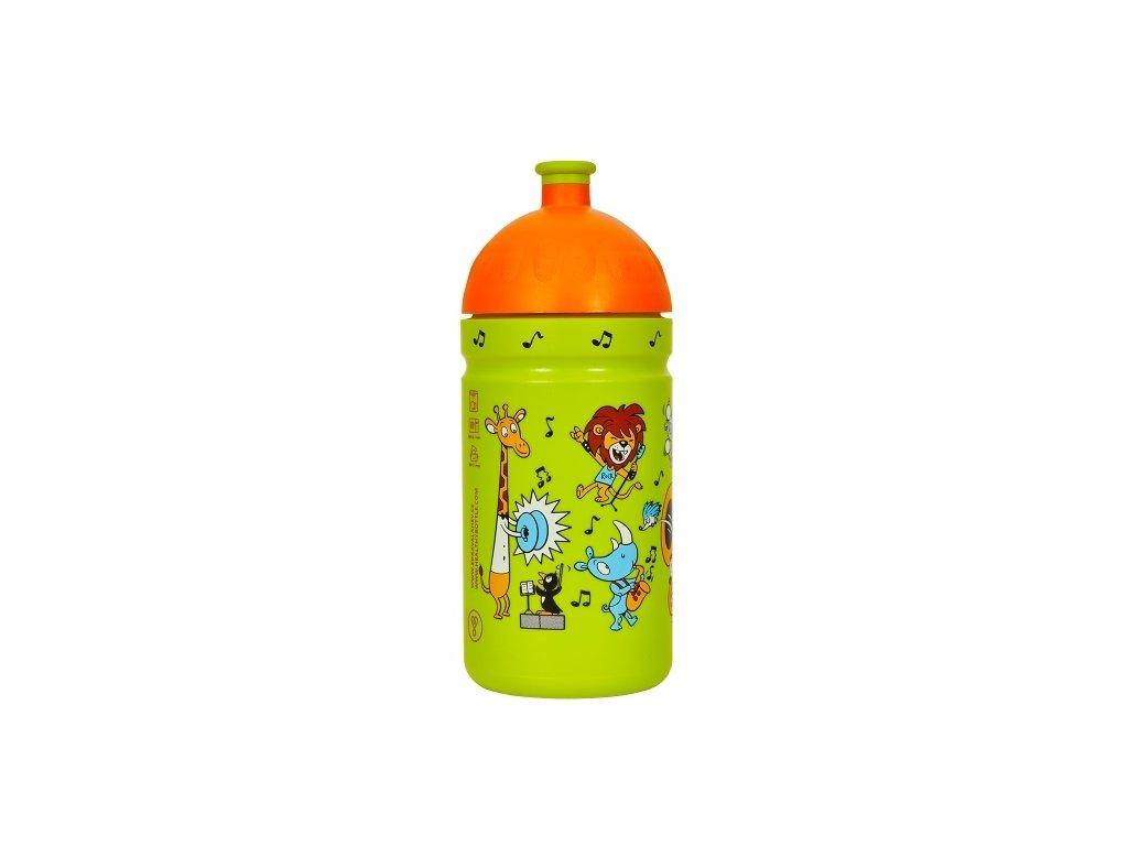 Zoo kapela, 0,5l, Zdravá lahev®