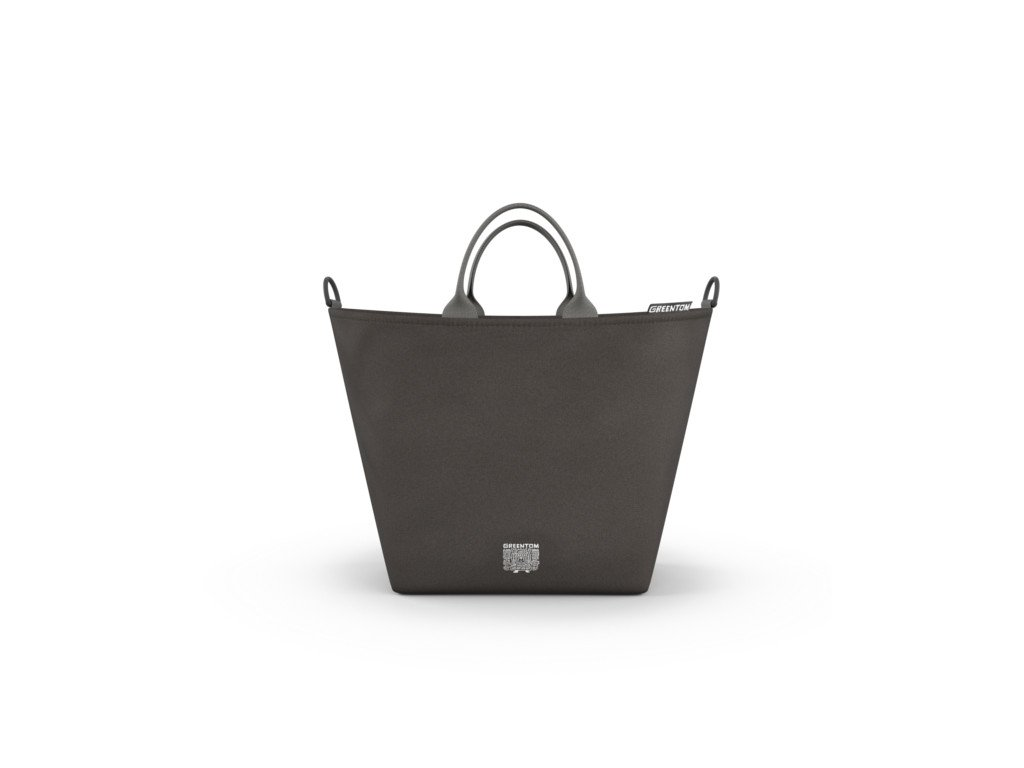 Taška na kočárek Shopping Bag Greentom Limited - charcoal