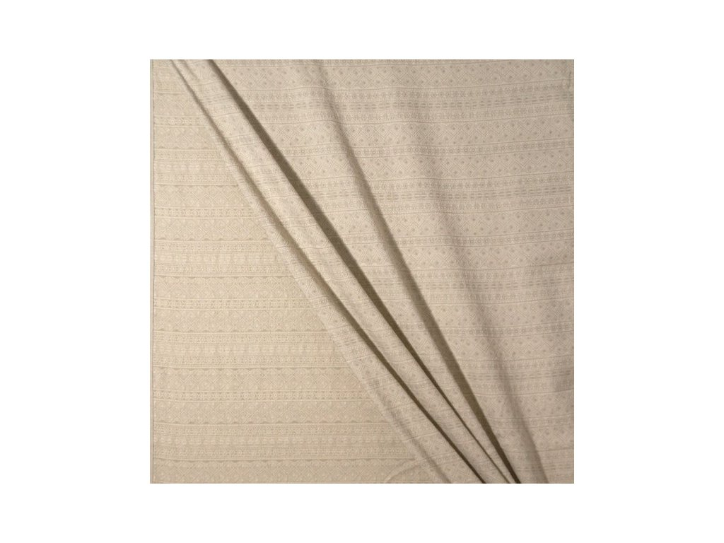 Šátek na nošení dětí - Prima přírodní/natur - DIDYMOS