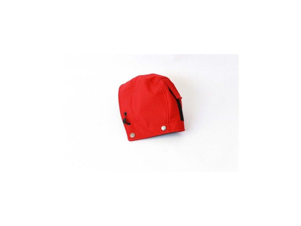 Druhá kapucka k nosícímu dílu červeného kabátu | Adelay