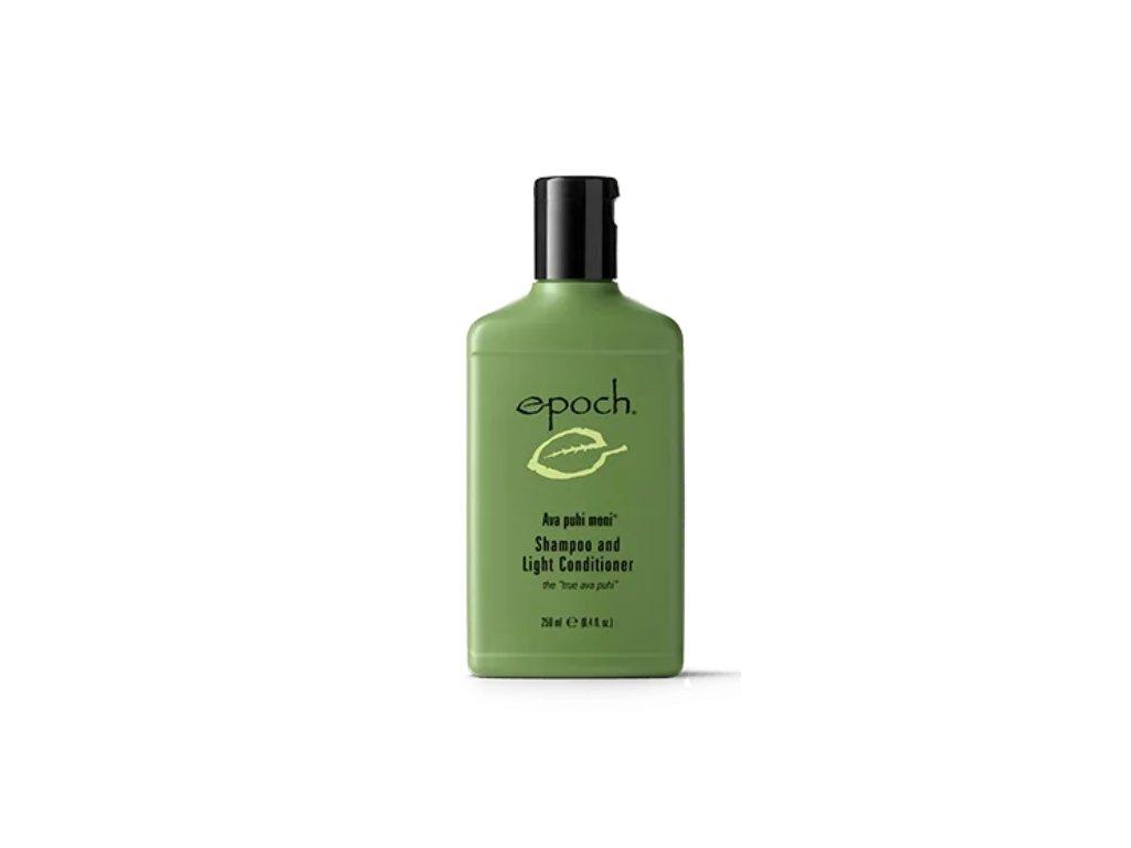 EPOCH® AVA PUHI MONI shampoo and light conditioner