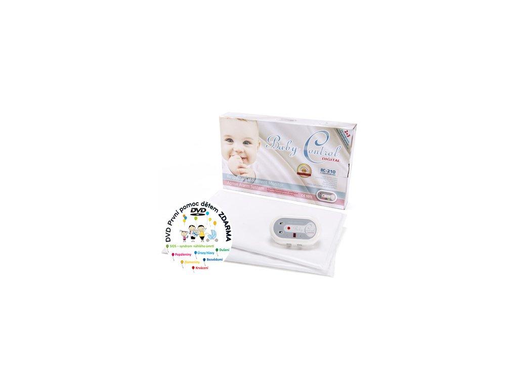 Baby Control Digital 210
