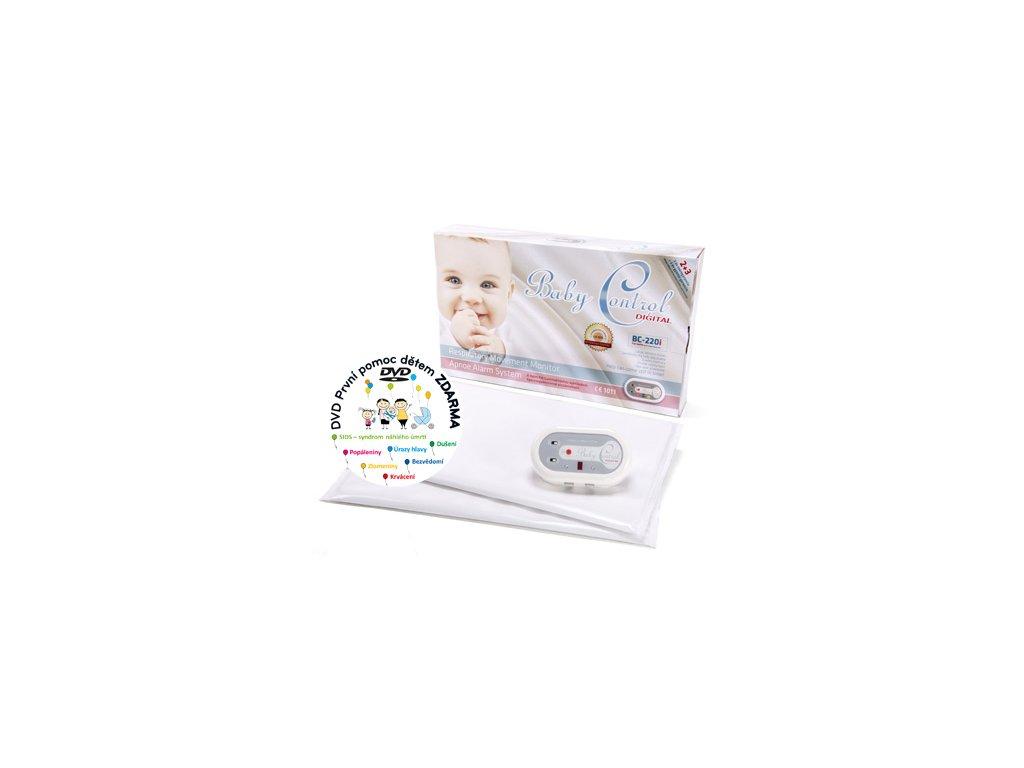 Baby Control Digital  220i - pro dvojčata