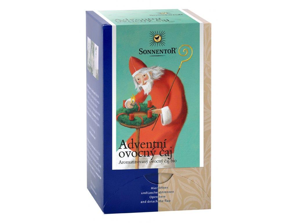 Sonnentor Adventní ovocný čaj bio 50,4g porc.dvoukomorový