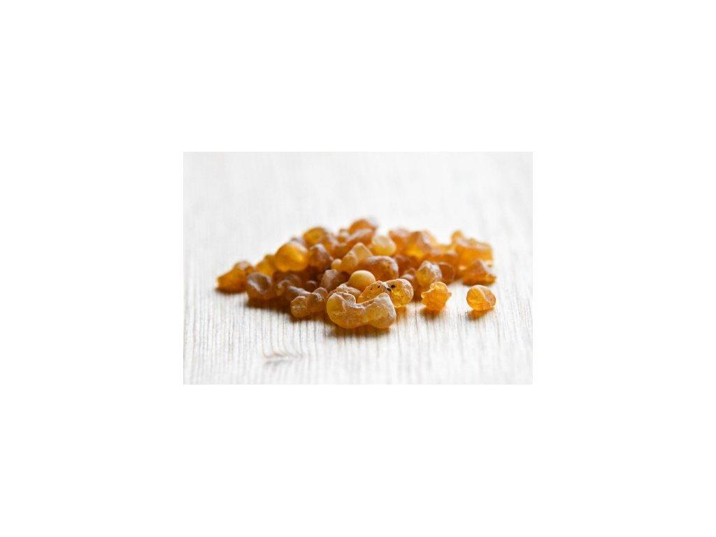 OLIBANUM - granulovaná pryskyřice, Balení/objem 7 g  40003