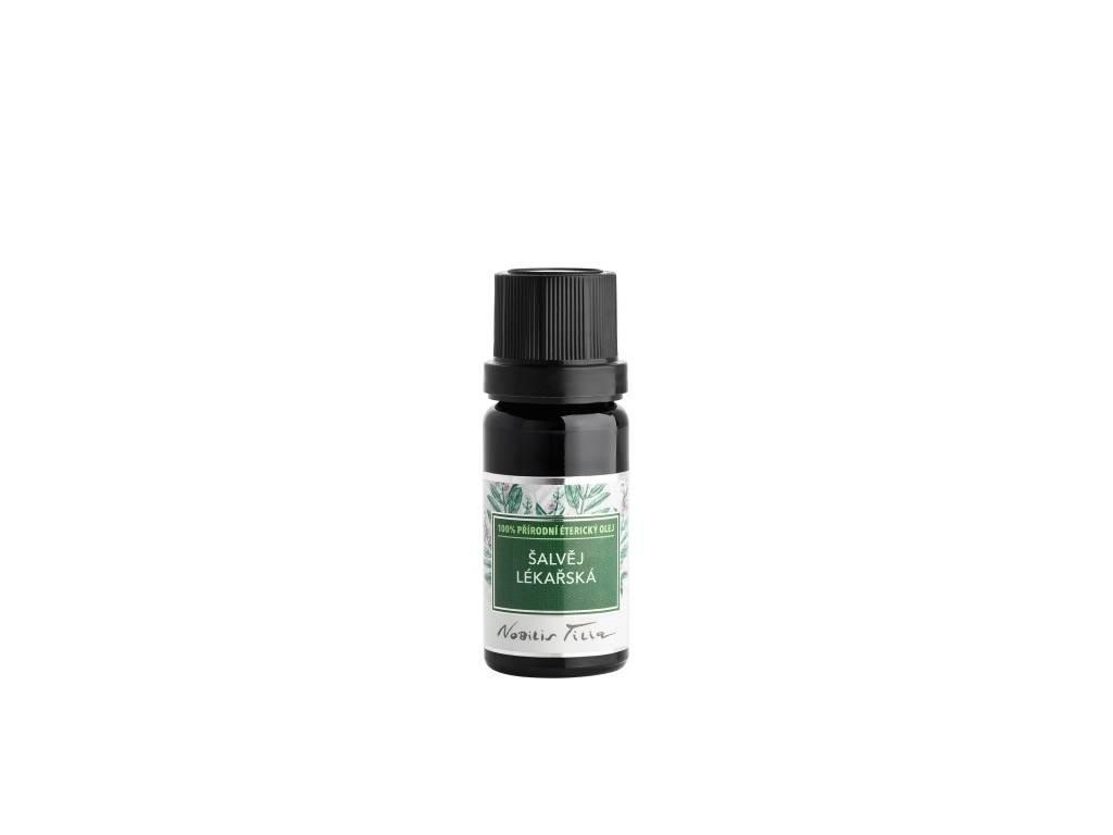 Éterický olej Šalvěj lékařská