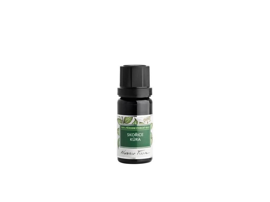 Éterický olej Skořice, kůra