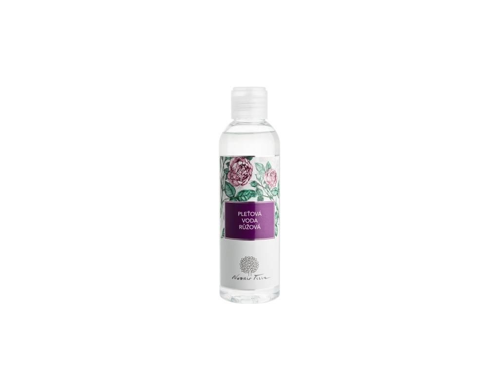 Pleťová voda Růžová