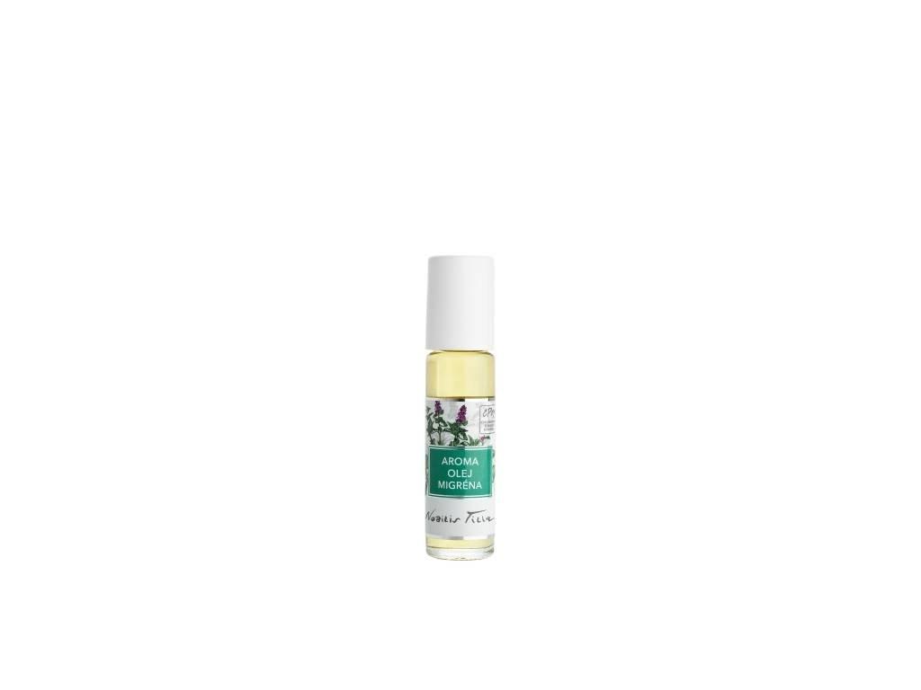 Aroma olej Migréna