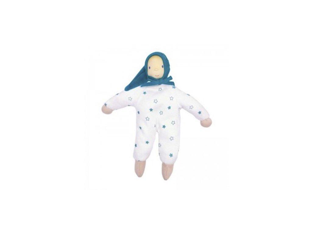 Mazlíček serafín - Modré hvězdy 19cm