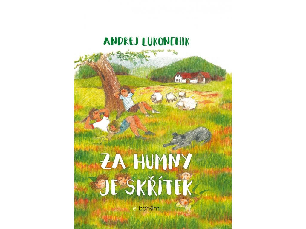 Andrej Lukonchik - Za humny je skřítek