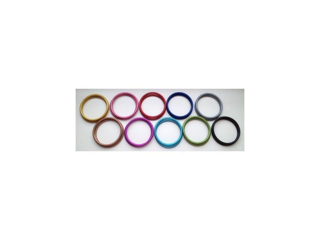 Kroužky RING SLING vel. L - 1 pár - různé barvy