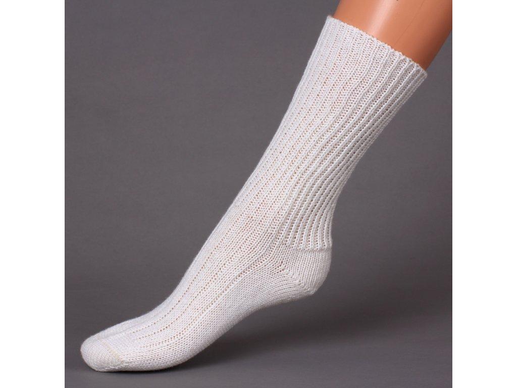 Ponožky z ovčí vlny pro dospělé Alice - Surtex