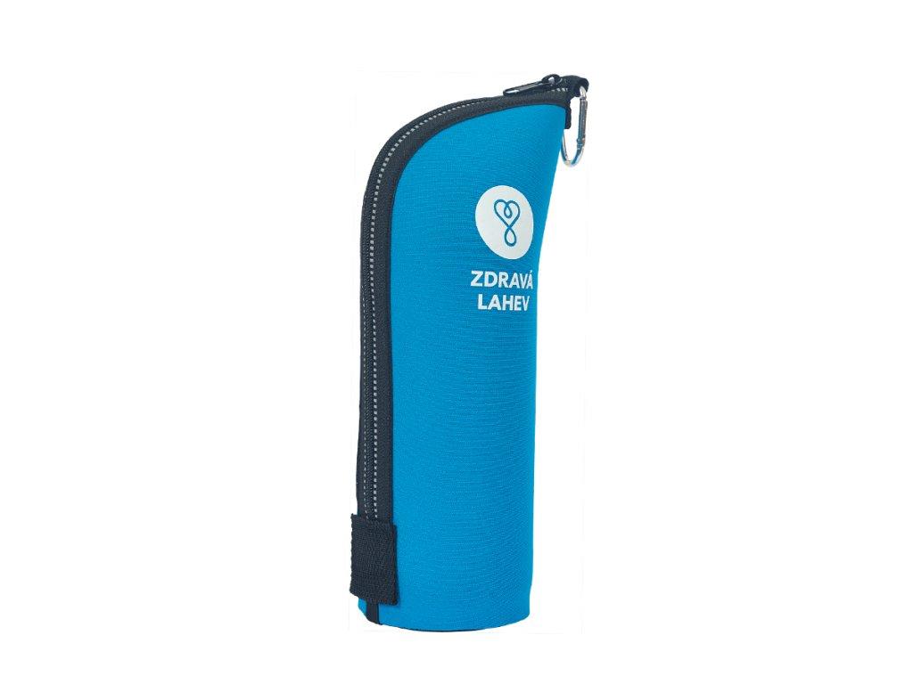 Termoobal CABRIO, 0,7l, modrý, Zdravá lahev®