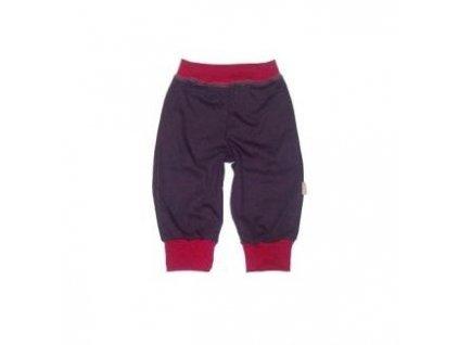 3/4 kalhoty do manžety Lolla fialové - Farmers