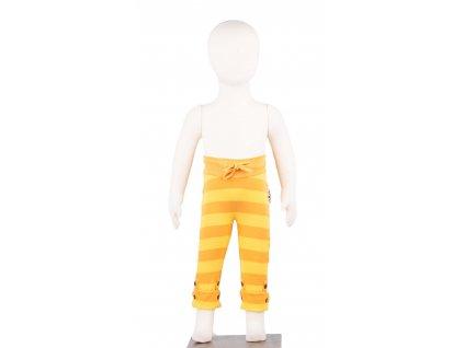 MM ECO 16 knof.kalhoty biobavlna Lemon Pie