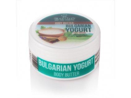 Stani Chef's Přírodní tělové máslo bulharský jogurt 250 ml
