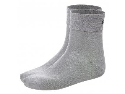 Little Angel Ponožky  Outlast® - tm.šedá