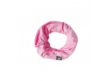 Kojicí šátek Infinity Pulp - Pink
