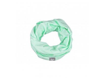 Kojicí šátek Infinity Pulp - Turquis