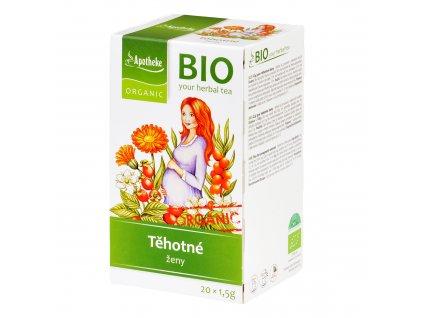 Čaj Pro těhotné ženy 30g BIO   MEDIATE