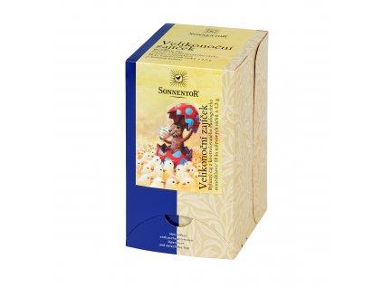 Čaj Velikonoční zajíček bylinná směs porcovaný 27g BIO   SONNENTOR