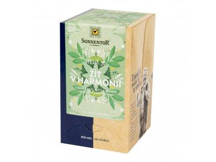Čaj Žít v harmonii 27 g BIO   SONNENTOR