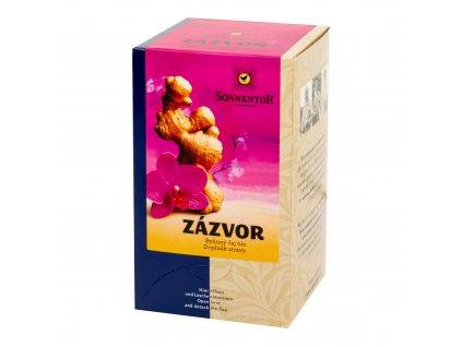 Čaj Zázvor 23,4 g BIO   SONNENTOR