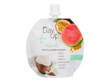 Dezert ovocný s kokosem, guavou a tapiokou 100g   DAYUP