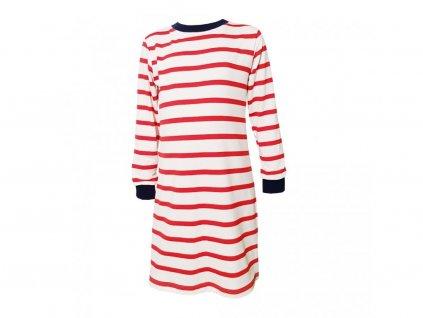 Dětská noční košile bambus červený námořník - Farmers
