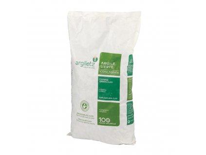 Jíl zelený drcený 3 kg   ARGILETZ
