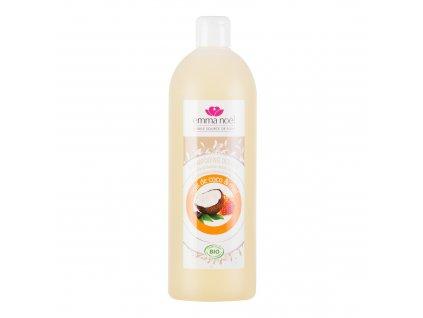 Šampon na tělo a vlasy med-kokos 1 l BIO   EMMA NOËL