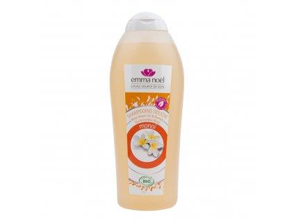 Šampon na tělo a vlasy monoi 750 ml BIO   EMMA NOËL