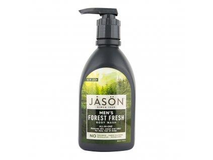 Gel sprchový pro muže Forest fresh 887 ml   JASON