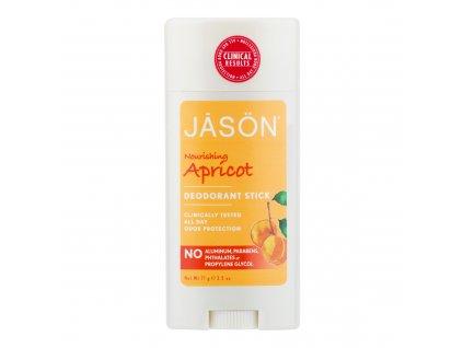 Deodorant tuhý meruňka 71 g   JASON